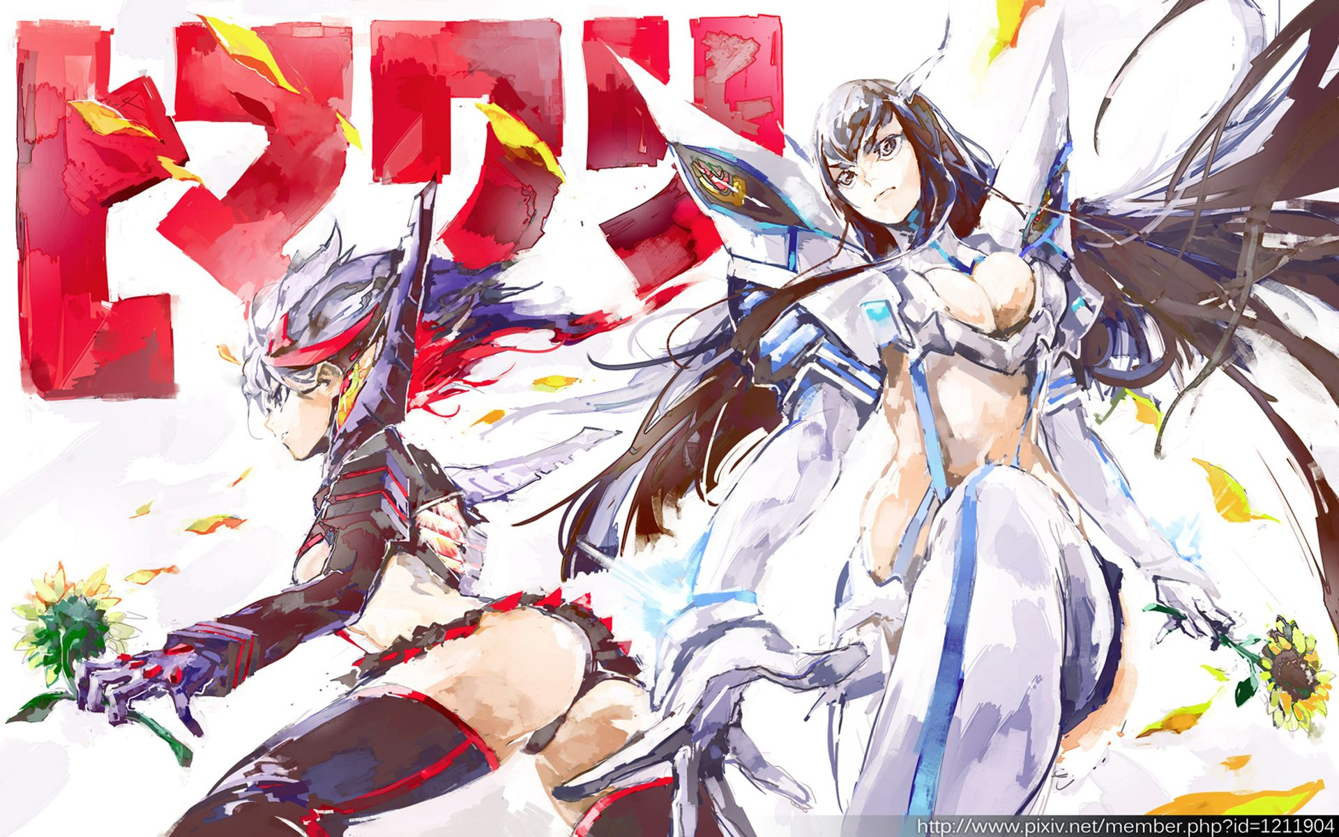 Kill La Kill Wallpaper Kill La Kill Anime Kiryuin