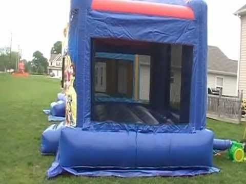 Pin On Granger Bounce House Rentals
