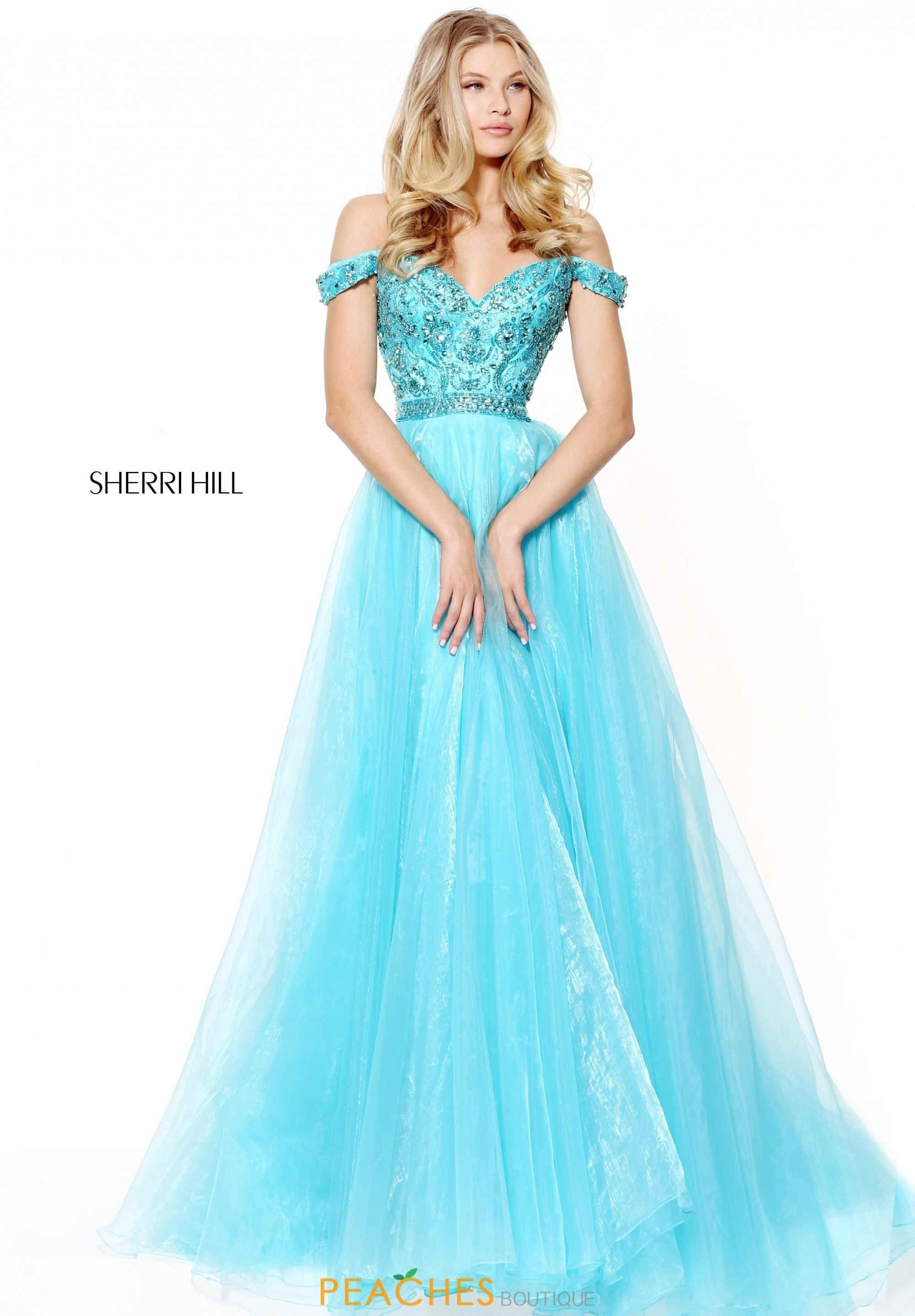 Sherri Hill Dress 50832 | 2017 Sherri Hill Dresses | Pinterest ...