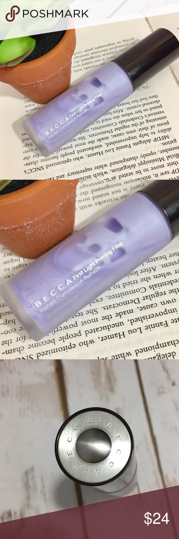 First Light Priming Filter Instant Complexion Refresh by BECCA #20