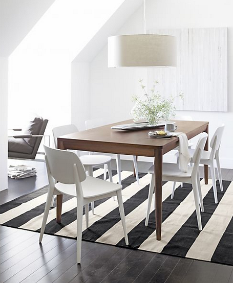 Crate Barrel Oslo Extension Dining Table Home Decor Home Dining Room Inspiration