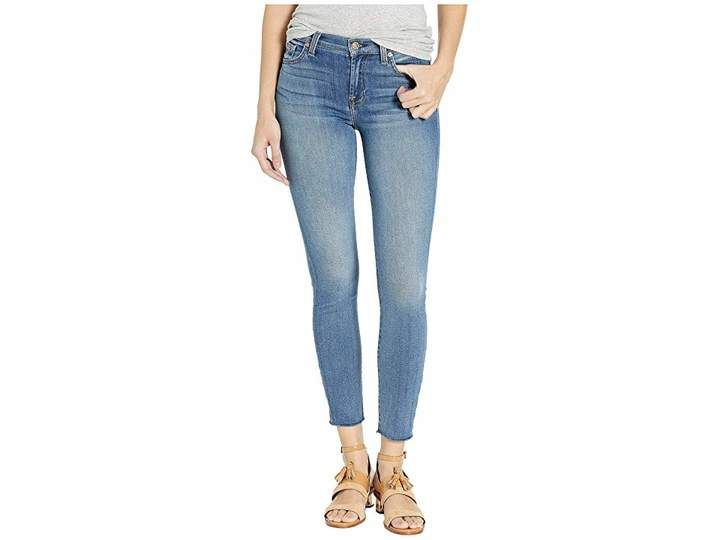 7 For All Mankind Ankle Skinny In Primm Valley Clothes Skinny