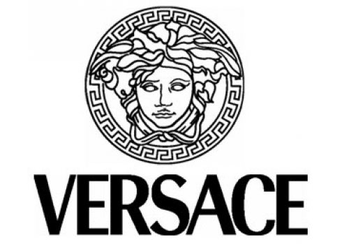 Pics For > Versace Logo Vector | Brands | Pinterest ...