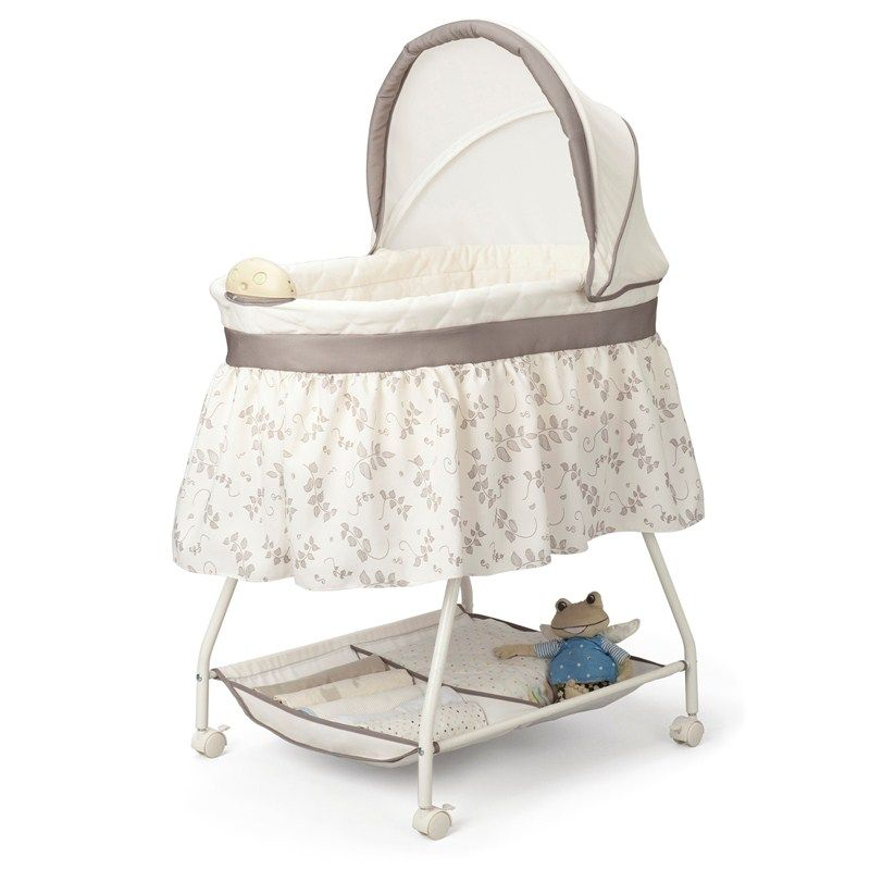 $50 Sweet Beginnings Bassinet-Falling Leaves by DELTA @ Burlington ...