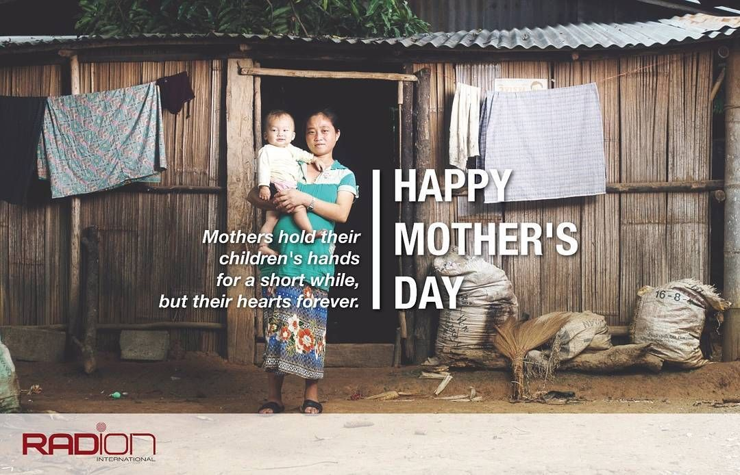 Today we celebrate a people of courage faithfulness and love. Thank you mothers for the inspiration you have been in each of our lives.  Here at RADION we believe in providing mothers in underprivileged communities with better job opportunities preventive healthcare and livelihood skills. This puts them on a path towards financial independence and a future where they can better provide for their families and children.  #radioninternational #radioninternationalfoundation #radiatingmission…