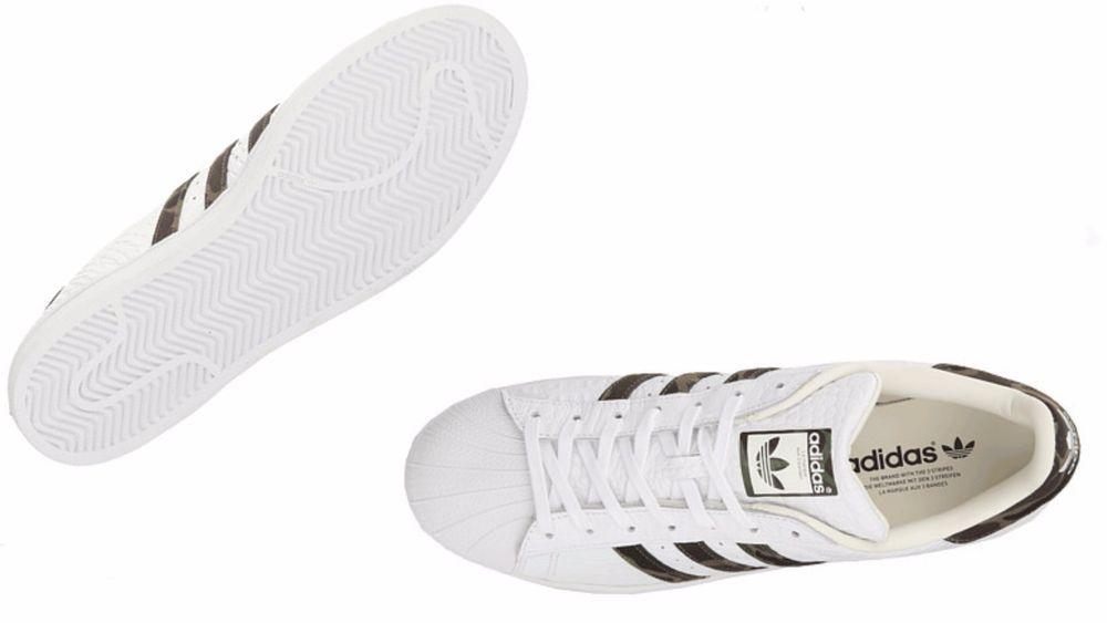new style d0c98 e0422 Men's ADIDAS Originals SUPERSTAR CAMOUFLAGE/WHITE BB2775 ...