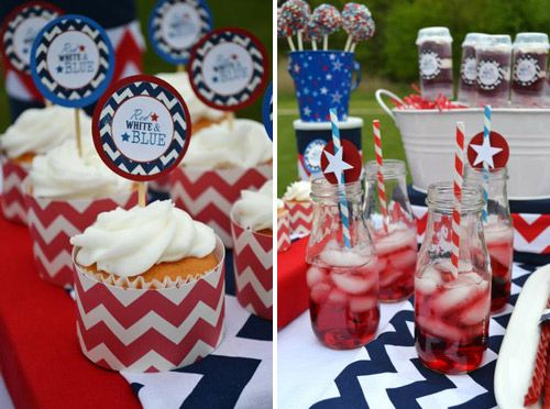 4th Of July Wedding Theme Party On Designs Photo Credit