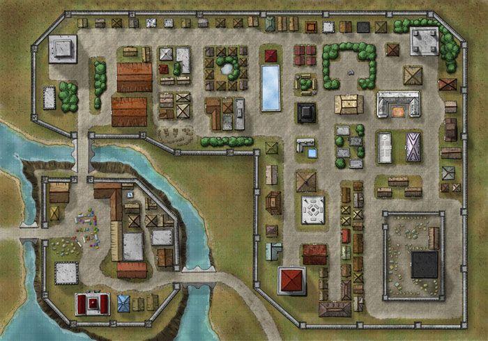 Kencyclopedia - Kender - Cartography -Hammerfast D&D