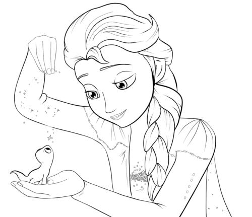 Frozen 2 Film Coloring Pages Frozen Coloring Pages Elsa Coloring Pages Frozen Coloring