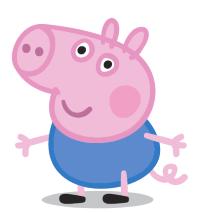 George Pig List Of Peppa Pig Characters Wikipedia In 2020