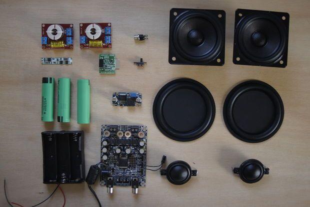 8W Bluetooth Portable Speaker (Improved Version!)  Bluetooth