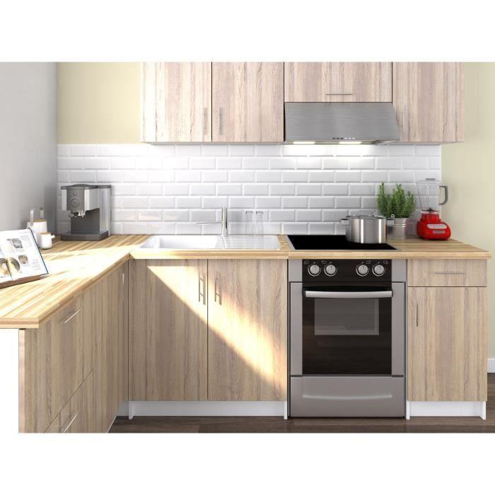 Obi Cuisine Complete D Angle L 280 Cm Decor Sonoma Mat In 2020