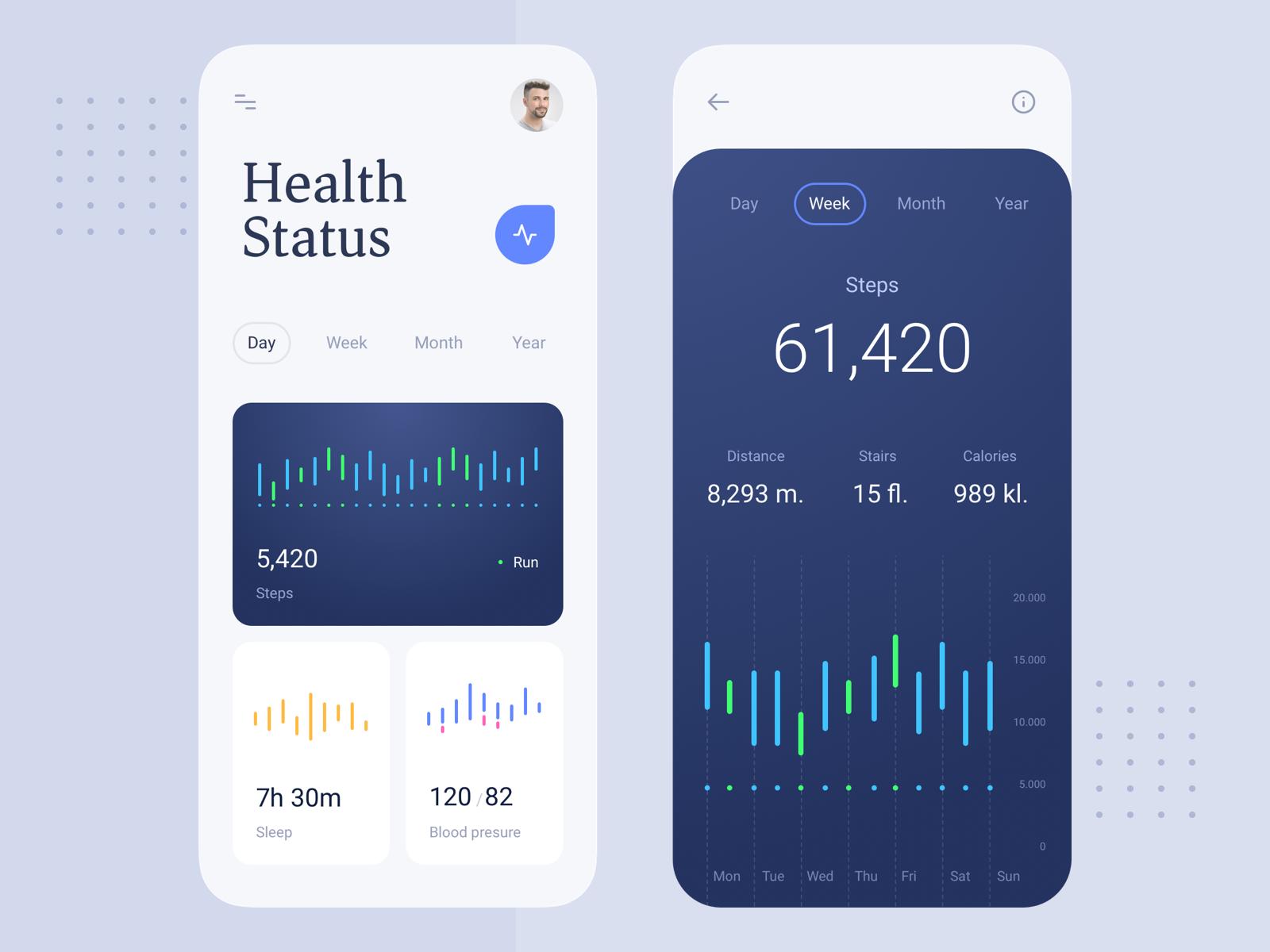 Sleep health app