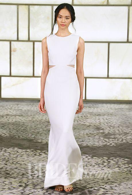 Rivini - Fall 2015 | Bridal Fashion Week | Pinterest | Rita vinieris ...