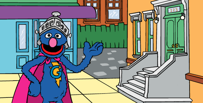 Nick of Rhyme | Sesame Street | Preschool | Interactive | PBS LearningMedia