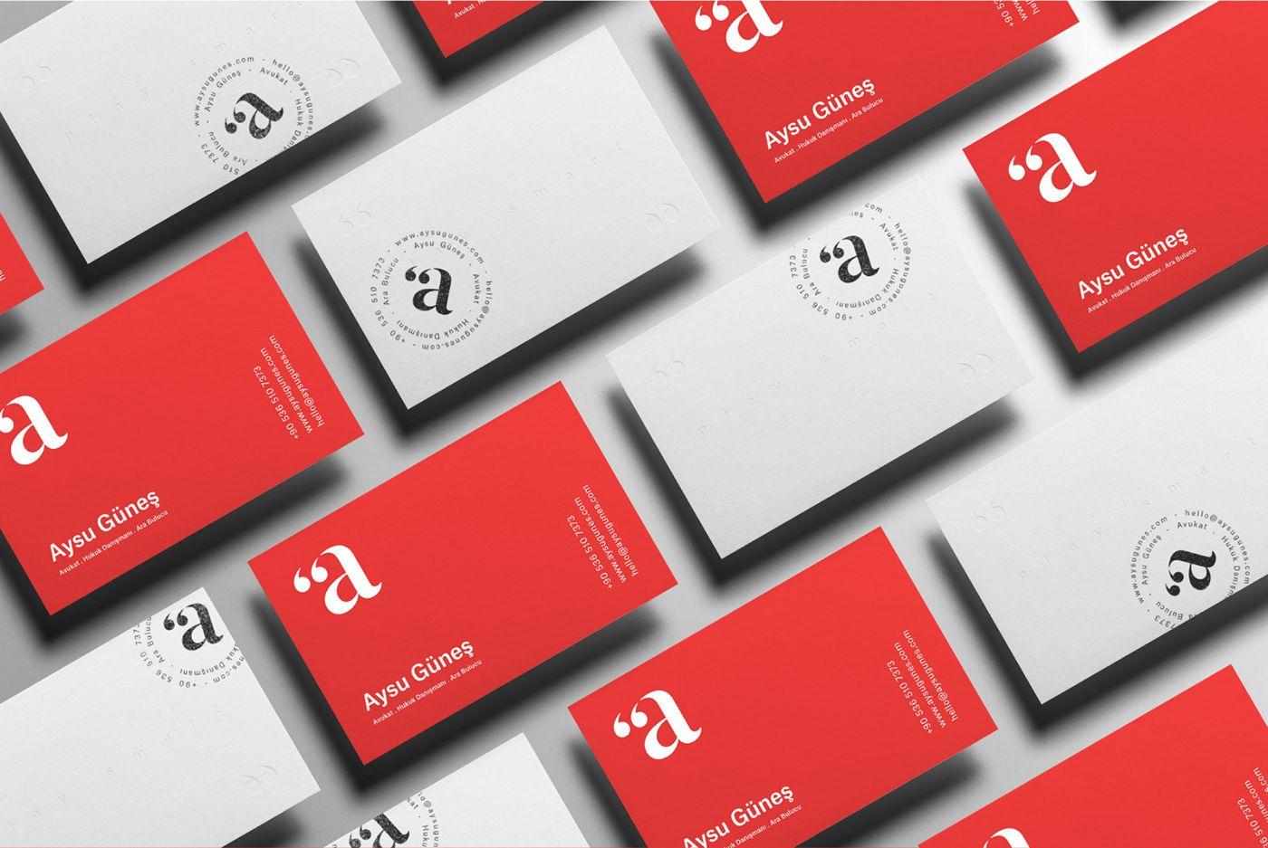 Aysu Gunes Business Card Business Card Design Inspiration Business Card Design Business Card Inspiration Business Card Design Inspiration