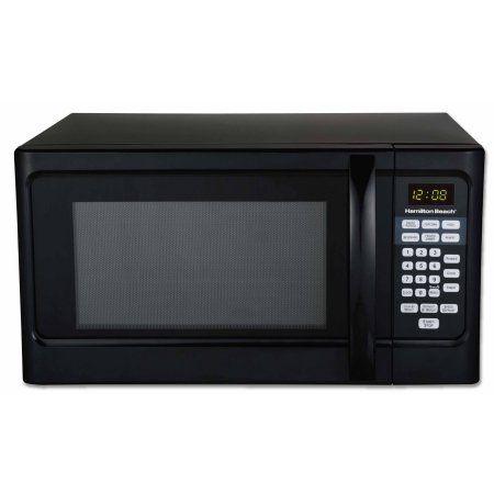 Hamilton Beach 1 1 Cu Ft Microwave Oven Model P100n30als3b Color