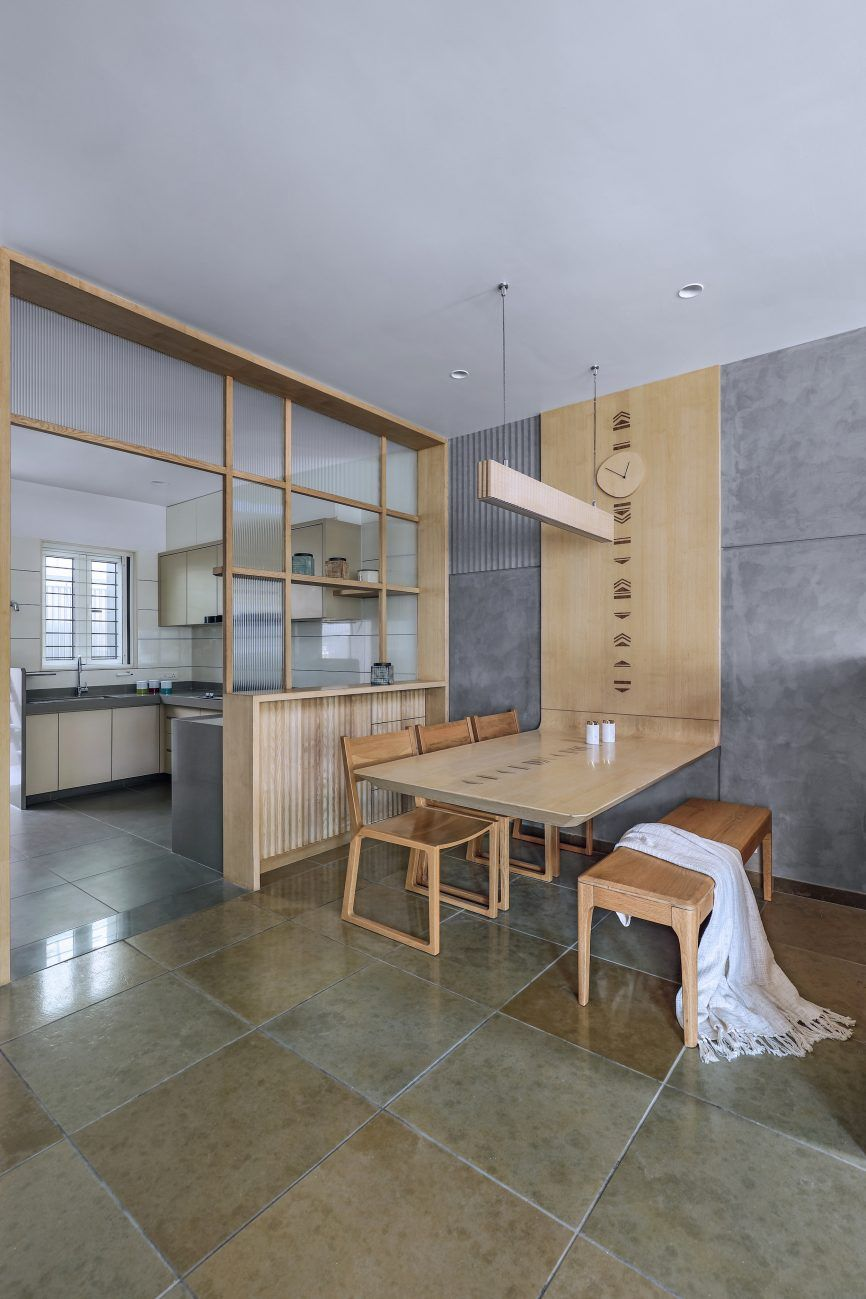 3 Vadodara homes that exemplify the subtle beauty of exposed concrete