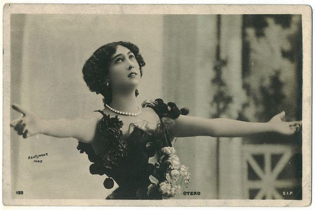OTERO, Carolina (La bella Otero)_SIP; 193. Photo Reutlinger