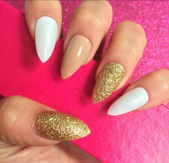 10 Eye Catching Spring Nail Polish Trends Two Finger Color