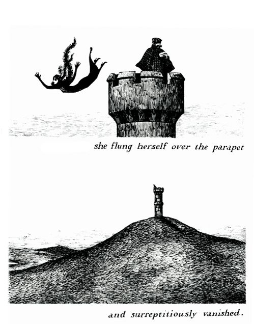 Kristenmakestattoos I Really Like The Muted Colors: Why Do I Like Edward Gorey So Much? It Really Makes No