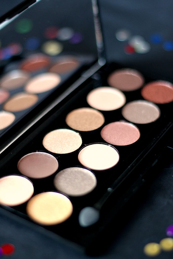 Sleek Eyeshadow palette All Night Long
