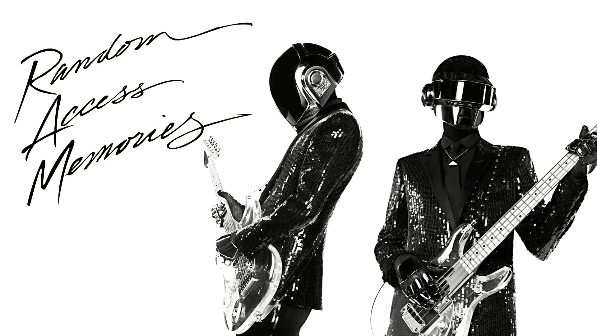 Daft Punk Wallpaper Random Access Memories 1080p