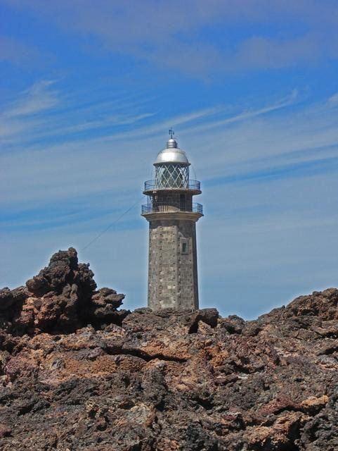 Faro de Orchilla. Isla del Hierro. Antiguo Meridiano 0 Realizada por Manuel Arrabal