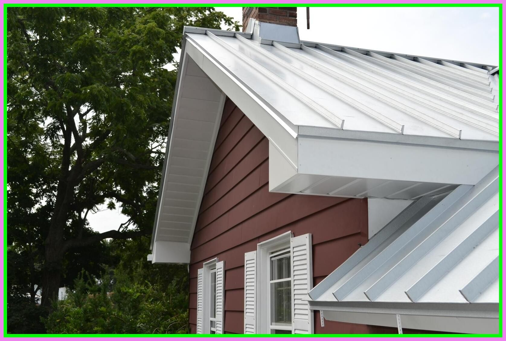 47 Reference Of Roof Flat Standing Seam Metal Roof In 2020 Standing Seam Metal Roof Metal Roof Cost Standing Seam