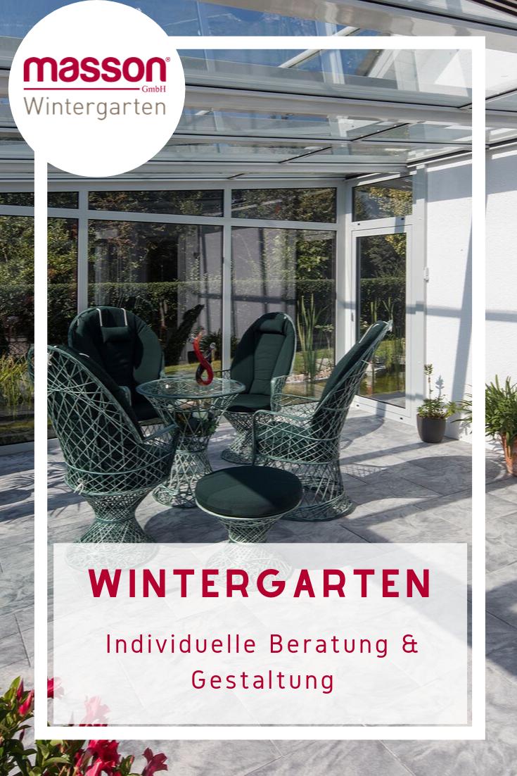 Wintergarten Und Terrassendach Konfigurator Von Masson Mit