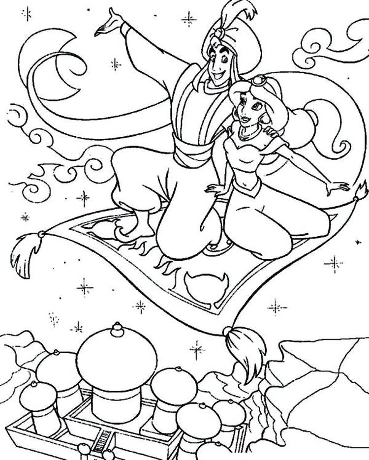 Free Aladdin Coloring Pages For Kids Free Coloring Sheets Disney Princess Colors Princess Coloring Pages Disney Princess Coloring Pages