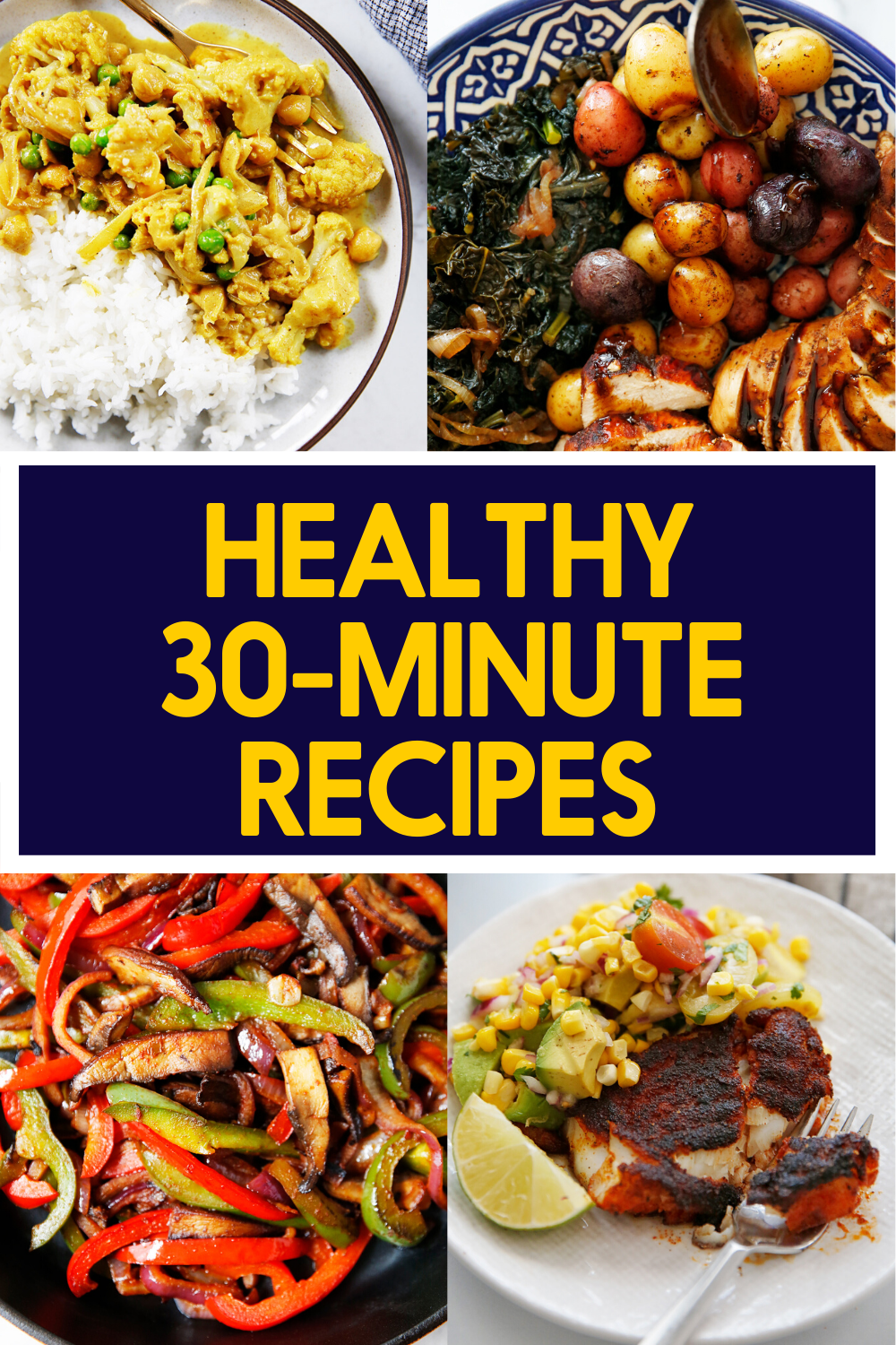 Healthy 30 Minute Meals Lexi S Clean Kitchen 30 Minute Meals Healthy 30 Minute Meals Healthy