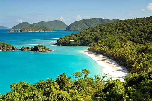 Antigua - been there quite a few times but have never seen outside of the airport :(
