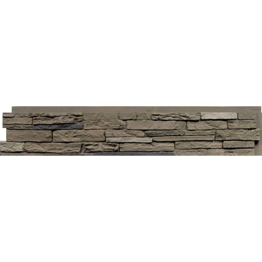 Shop Nextstone Mojave Slatestone Faux Stone Veneer Panels At Home Improvement Ideas
