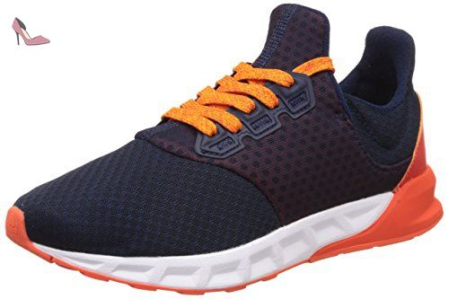 Adidas Falcon Elite 5 Xj, Chaussures de Tennis Mixte Enfant, Marron (Maruni/