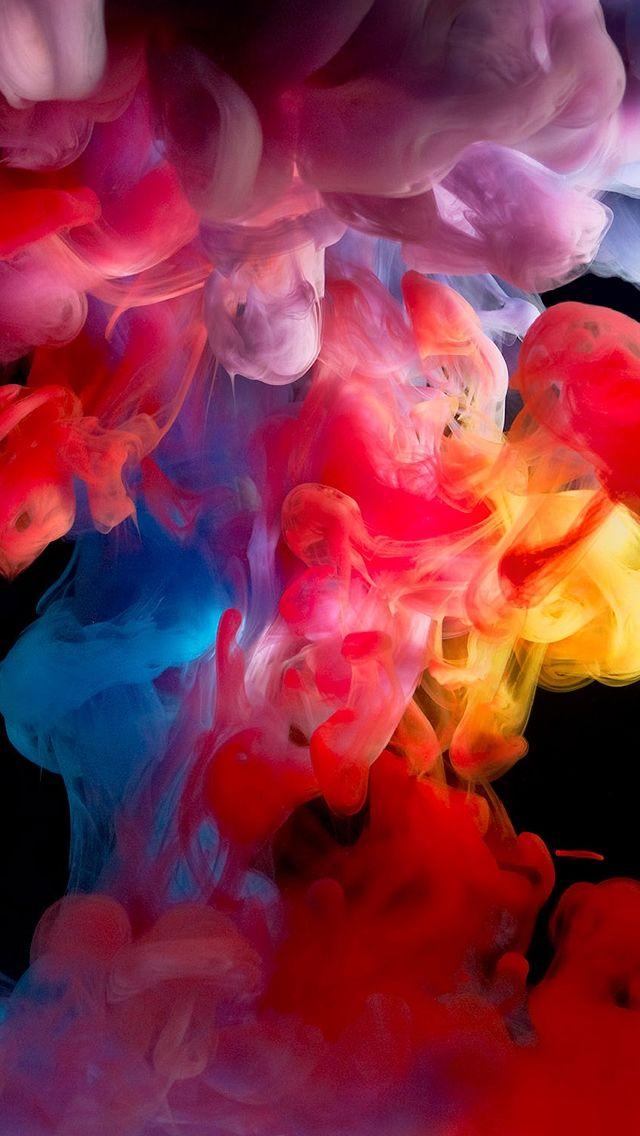 Colorful Wallpaper, Live Wallpaper Iphone 7, Smoke Wallpaper, Iphone 6 Wallpaper, Mobile
