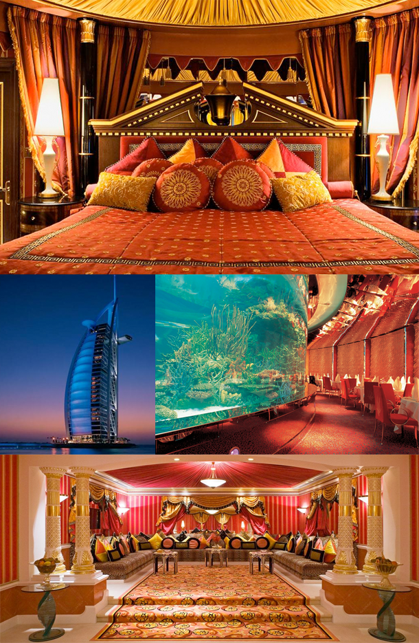 Burj Al Arab Hotel Love The Pillows Menu Zzzz With Images