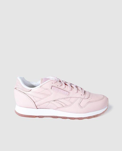6dda966530052 Zapatillas deportivas de mujer Reebok rosa con logo 62.95€