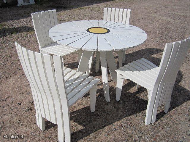 Artek-aurinkokalusto / Artek garden furniture