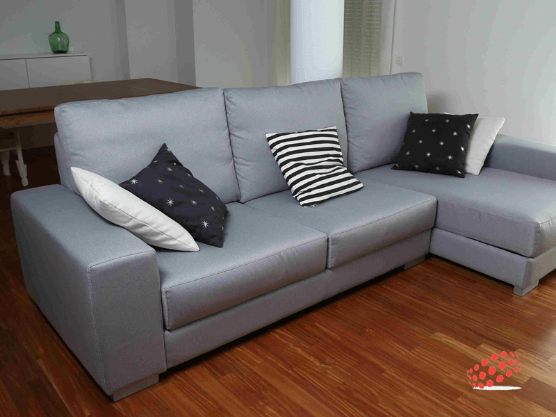 Sofá chaise longue modelo C³mic Sofás Home & Decor