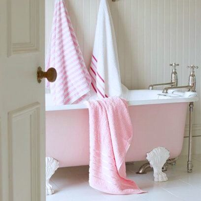Pin by Patty Vogl on Pink Powder Room | Pinterest | House