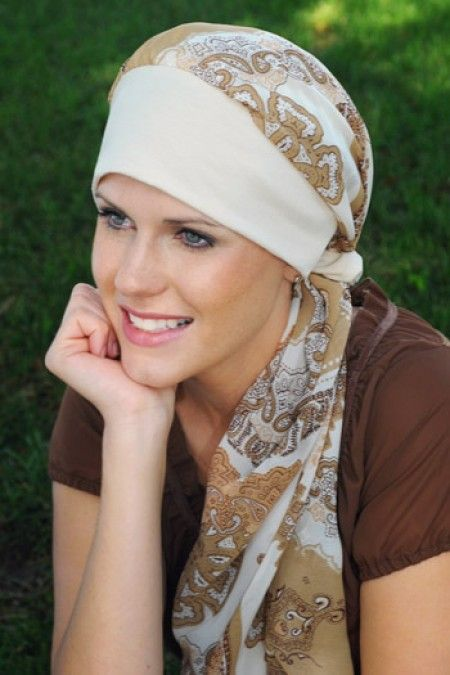 Melanie Headband Pre-Tied Head Scarf | Beauty of Greatness | Pinterest
