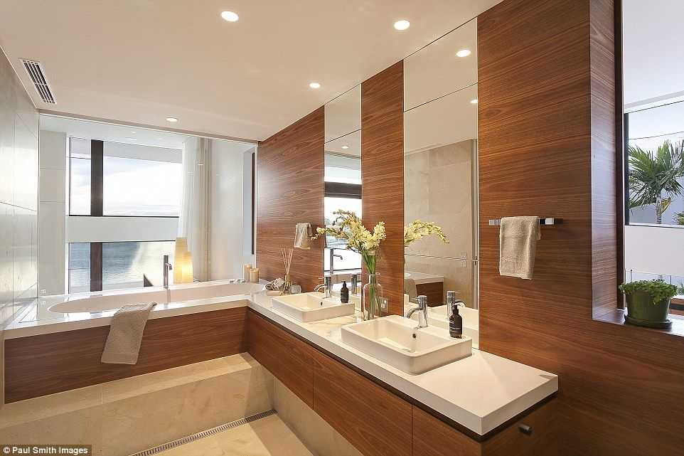 the parent s retreat also has its own ensuite which includes a rh pinterest com