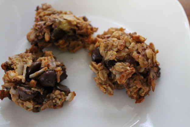 Galletas de desayuno saludables