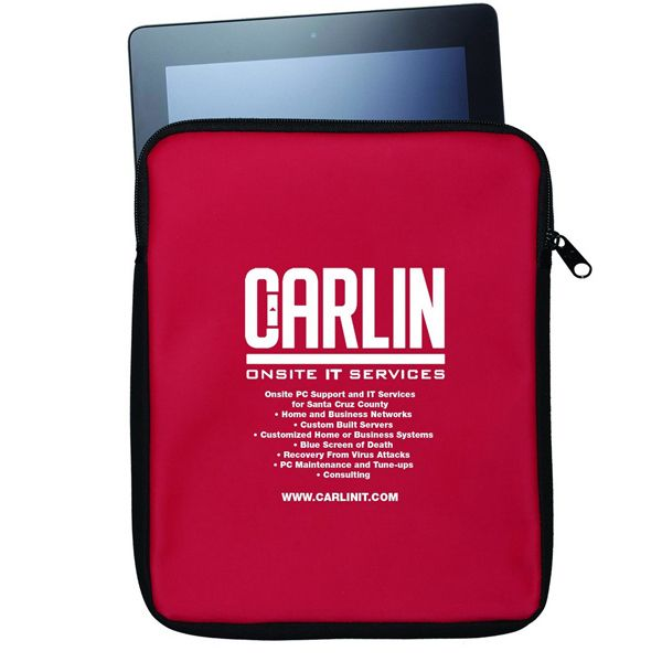 Pin On Tablet Cases Imprinted With Your Logo Custom Tablet Sleeves