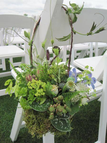 By florist Francoise Weeks