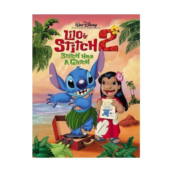 Amazon Com Lilo Stitch 2 Stitch Has A Glitch Dakota Fanning 3 99 Liked On Polyvore Featuring Movies Dvds And Extra Lilo Stitch Disney Movies Anywhere Disney Movies To Watch