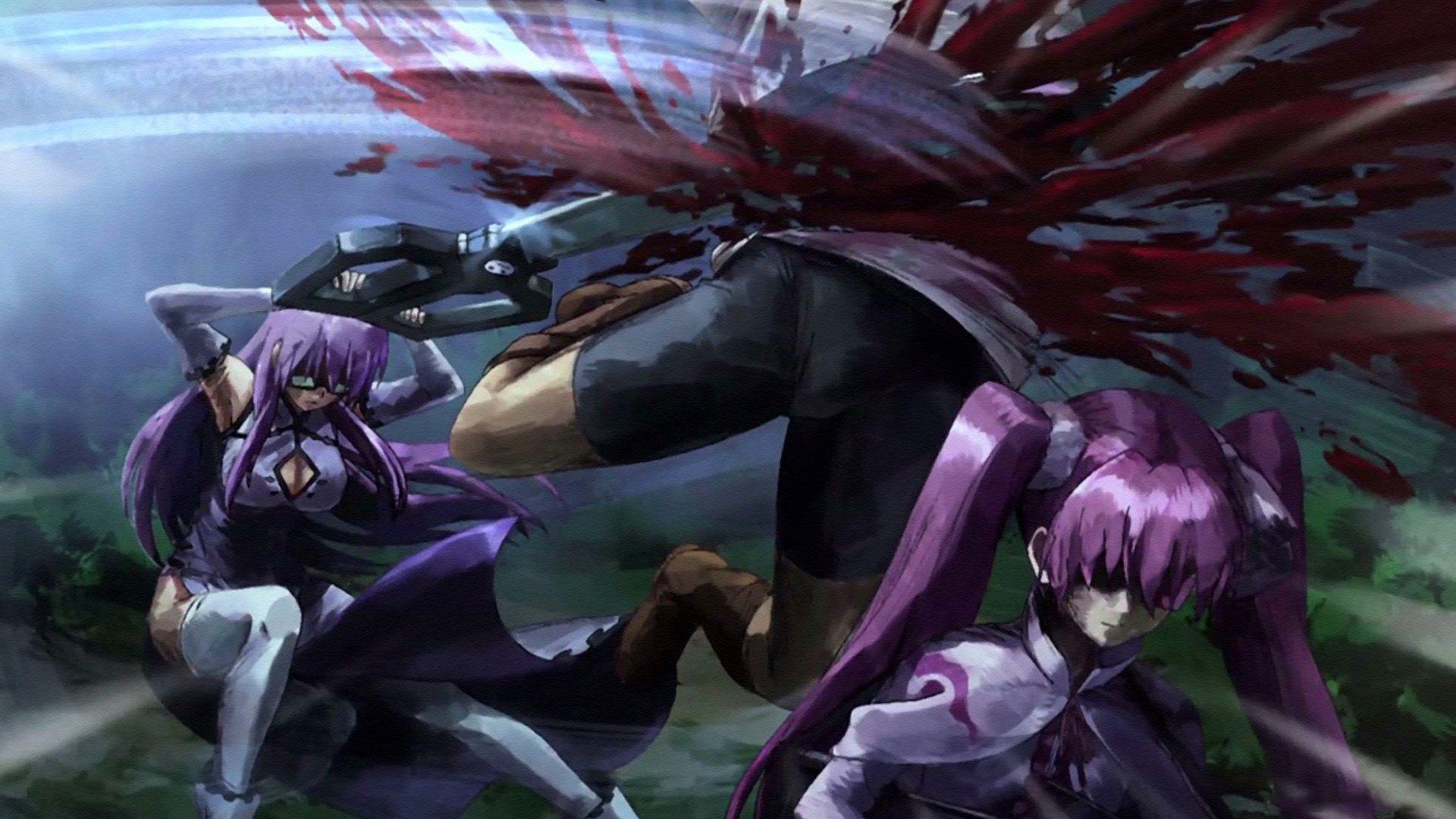 Mine Sheele Akame Ga Kill Animasi