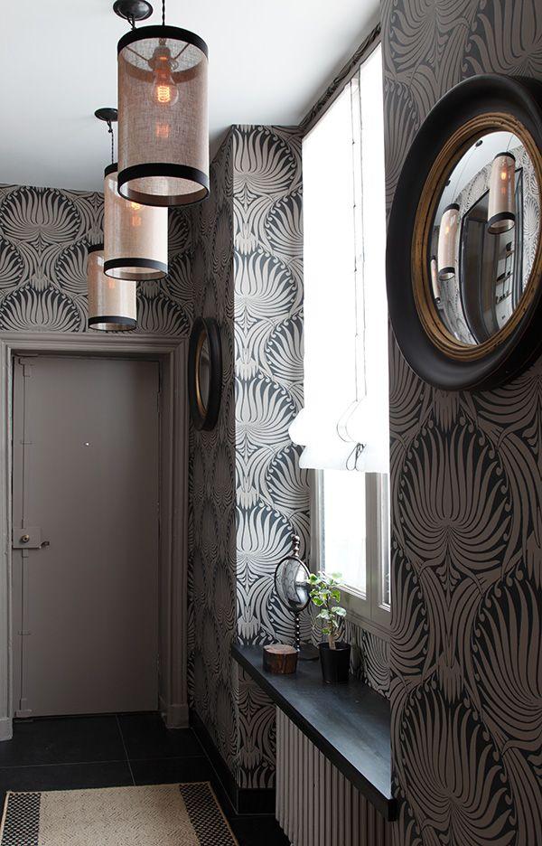 cherche midi les curieuses hallway d coration hall. Black Bedroom Furniture Sets. Home Design Ideas