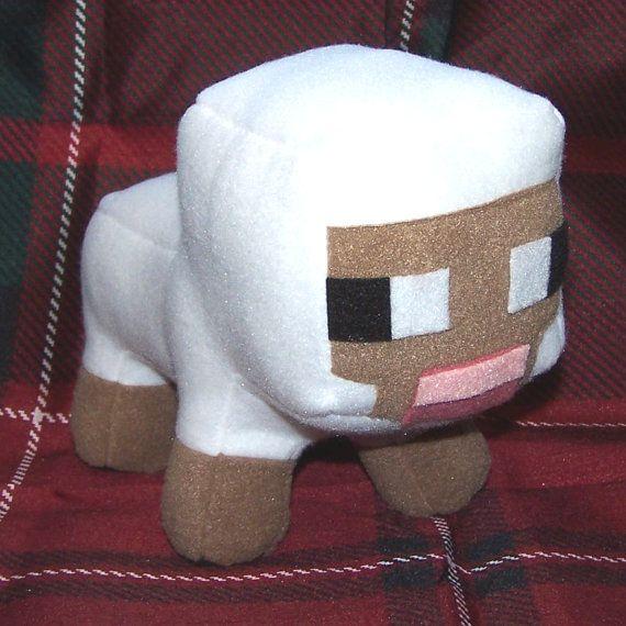 Minecraft Sheep Lamb Plush (With images) | Minecraft sheep